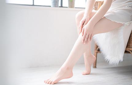 写真:まるごと足・腕脱毛