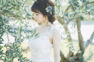 写真:花嫁